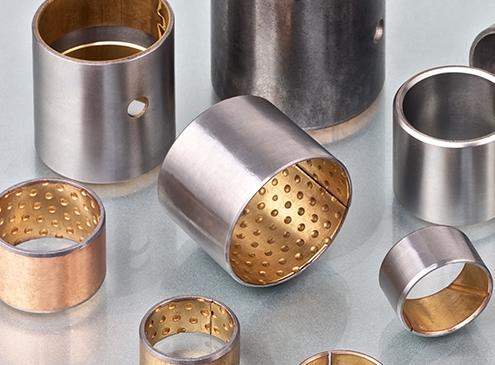 Self-lubricating bearings